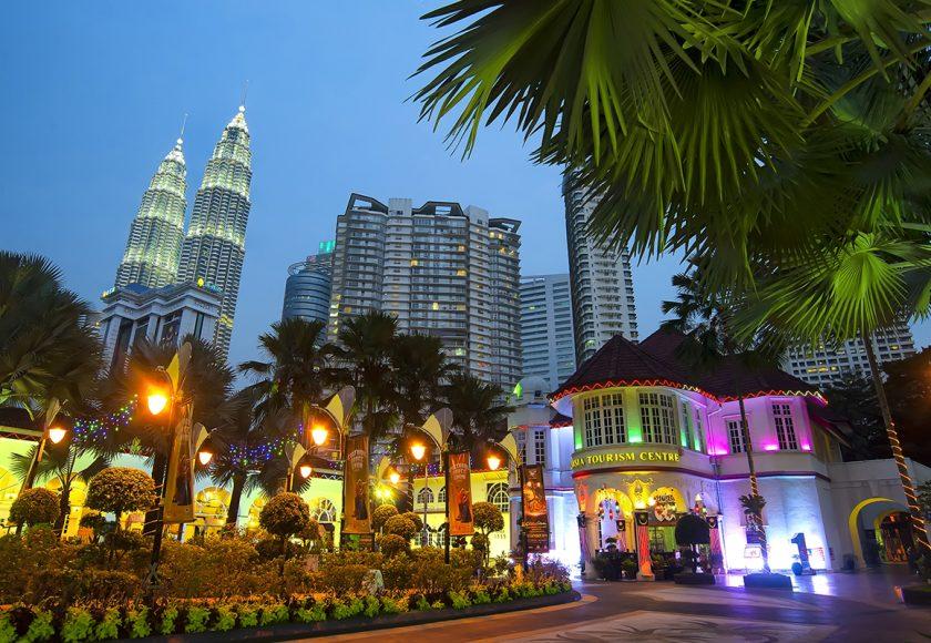 MALAYSIA TOURISM CENTRE (MATIC) - KUALA LUMPUR